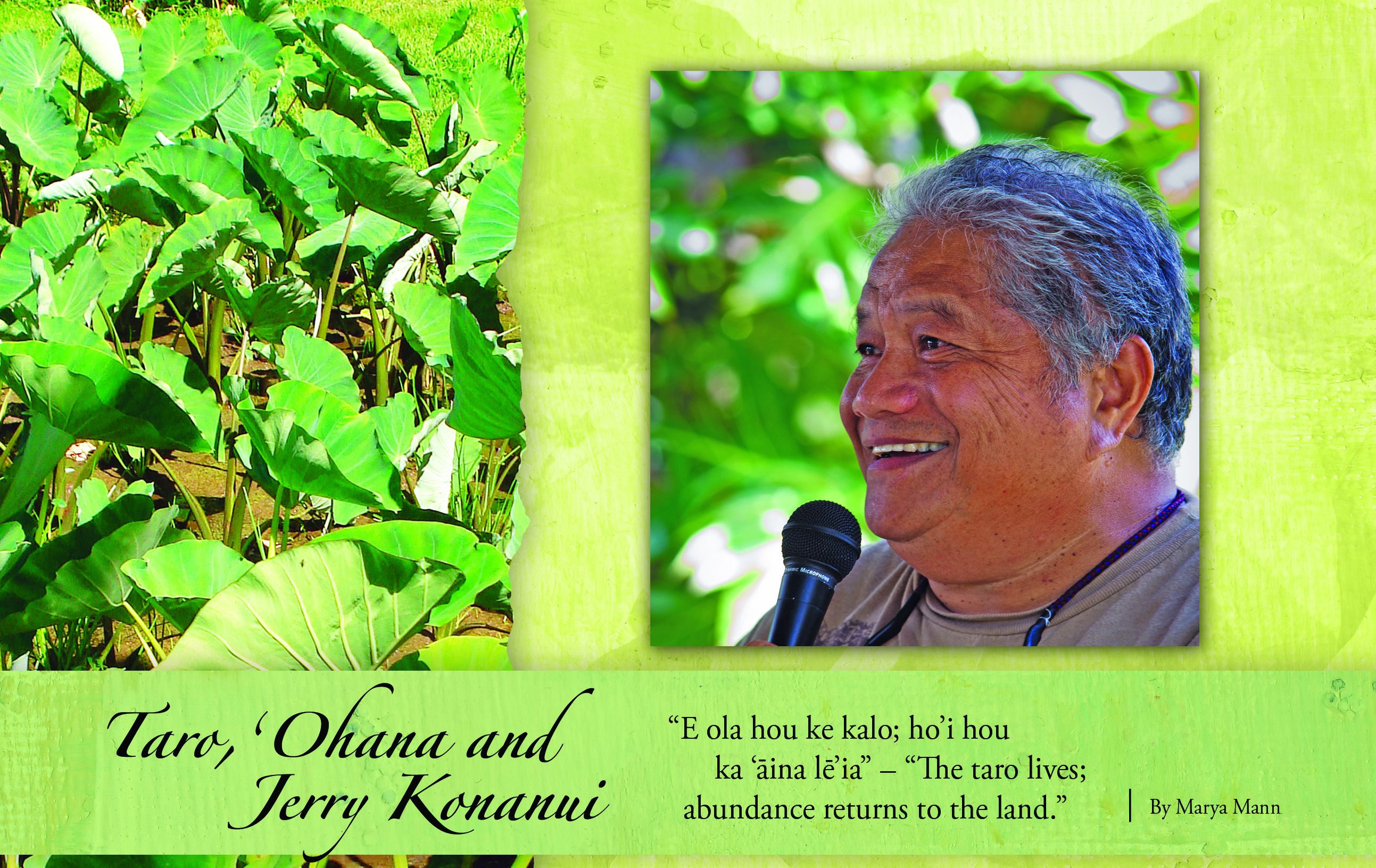 Taro and Jerry Konanui - image