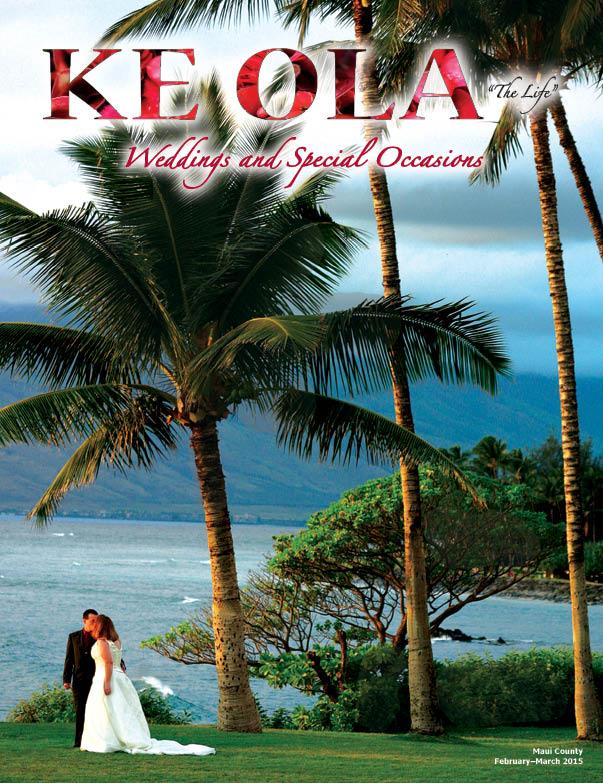 Maui County Wedding Feb–Mar 2015