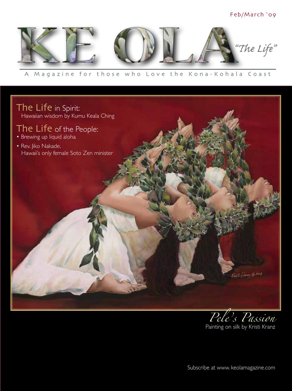 Feb–Mar 2009 cover