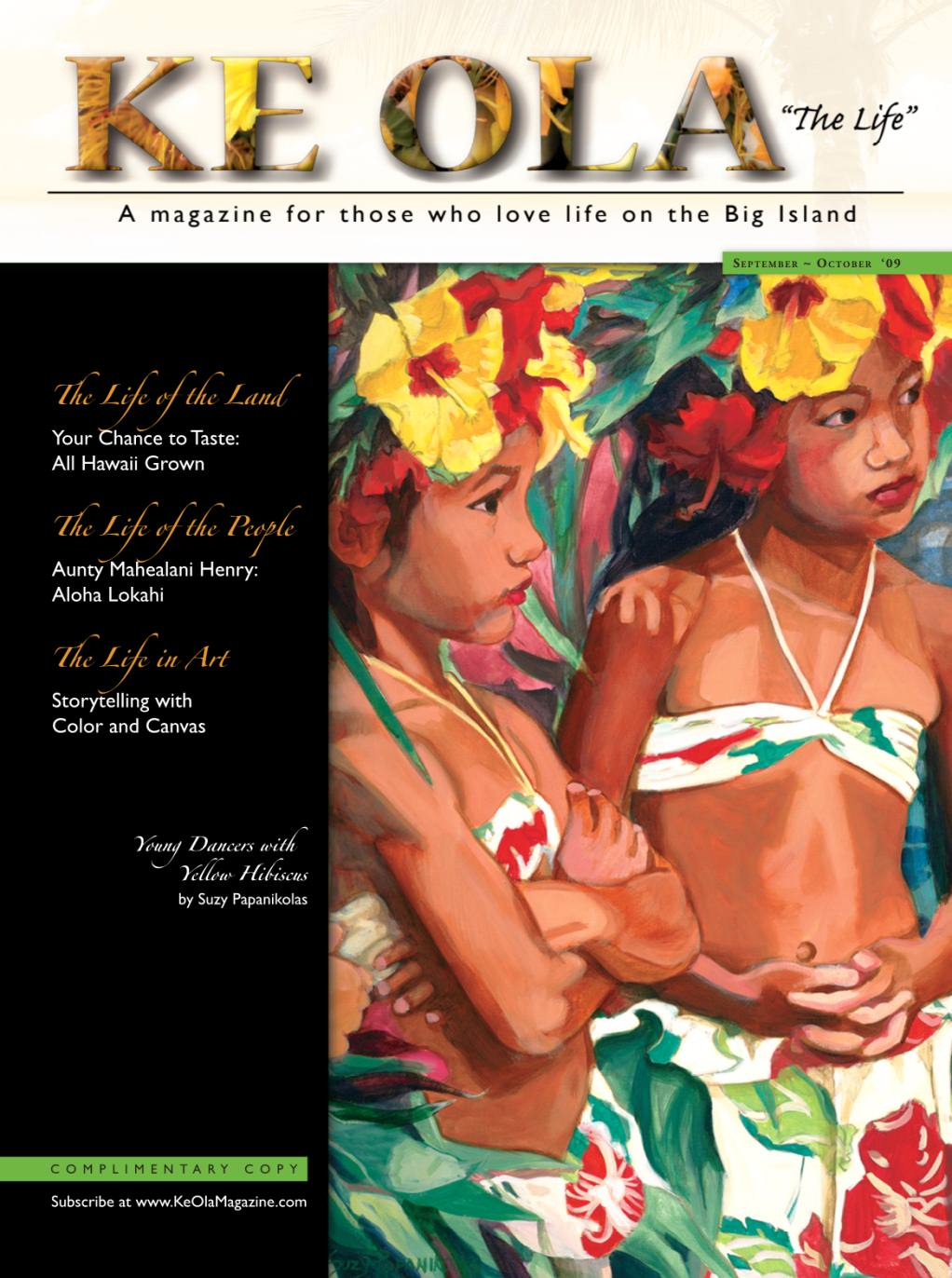 Sep–Oct 2009 cover