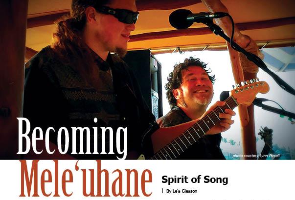Becoming Mele'uhane
