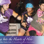 Roller Derby Hilo