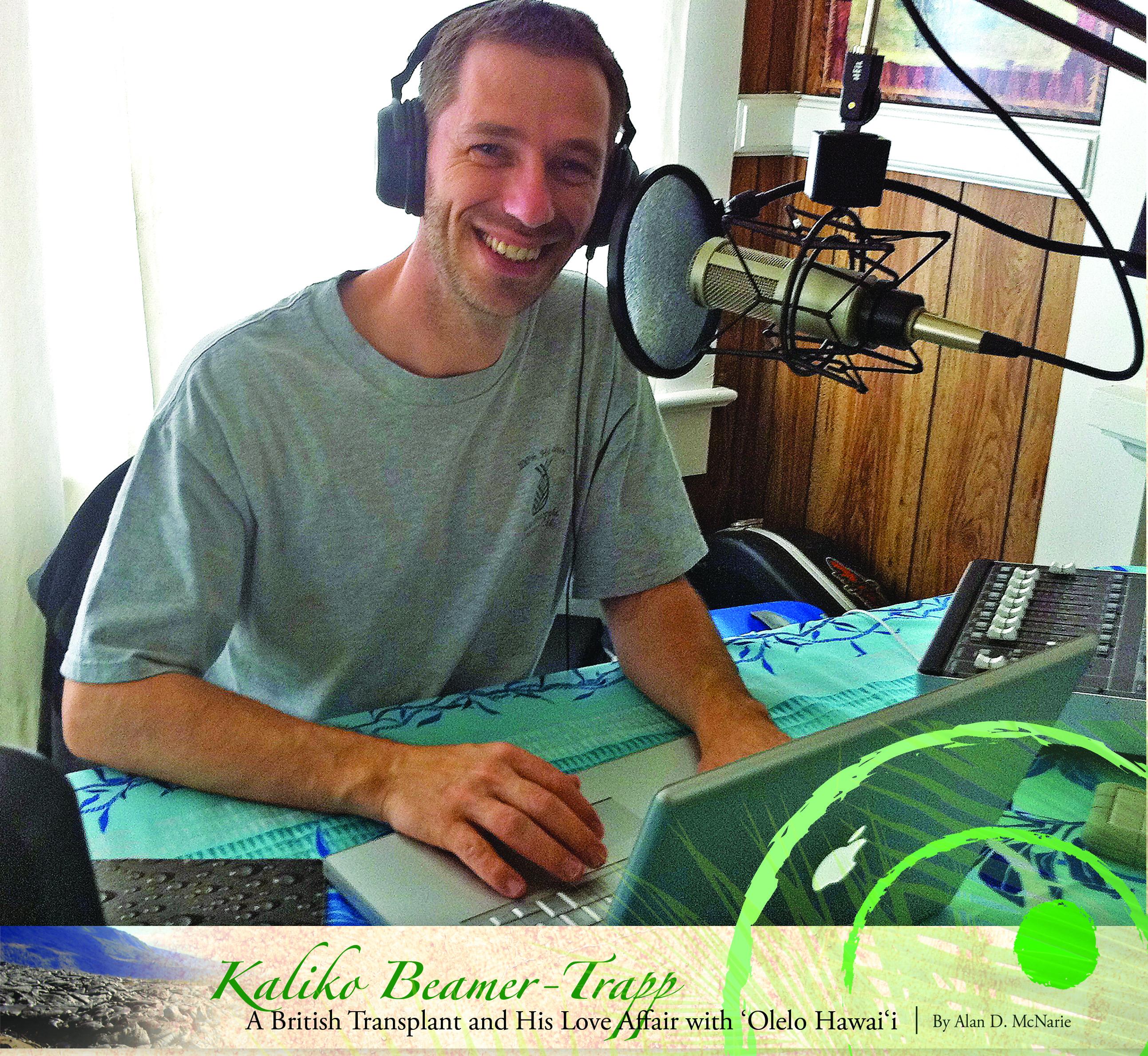 Ke Ola Magazine - Kaliko Beamer Trapp - pgA