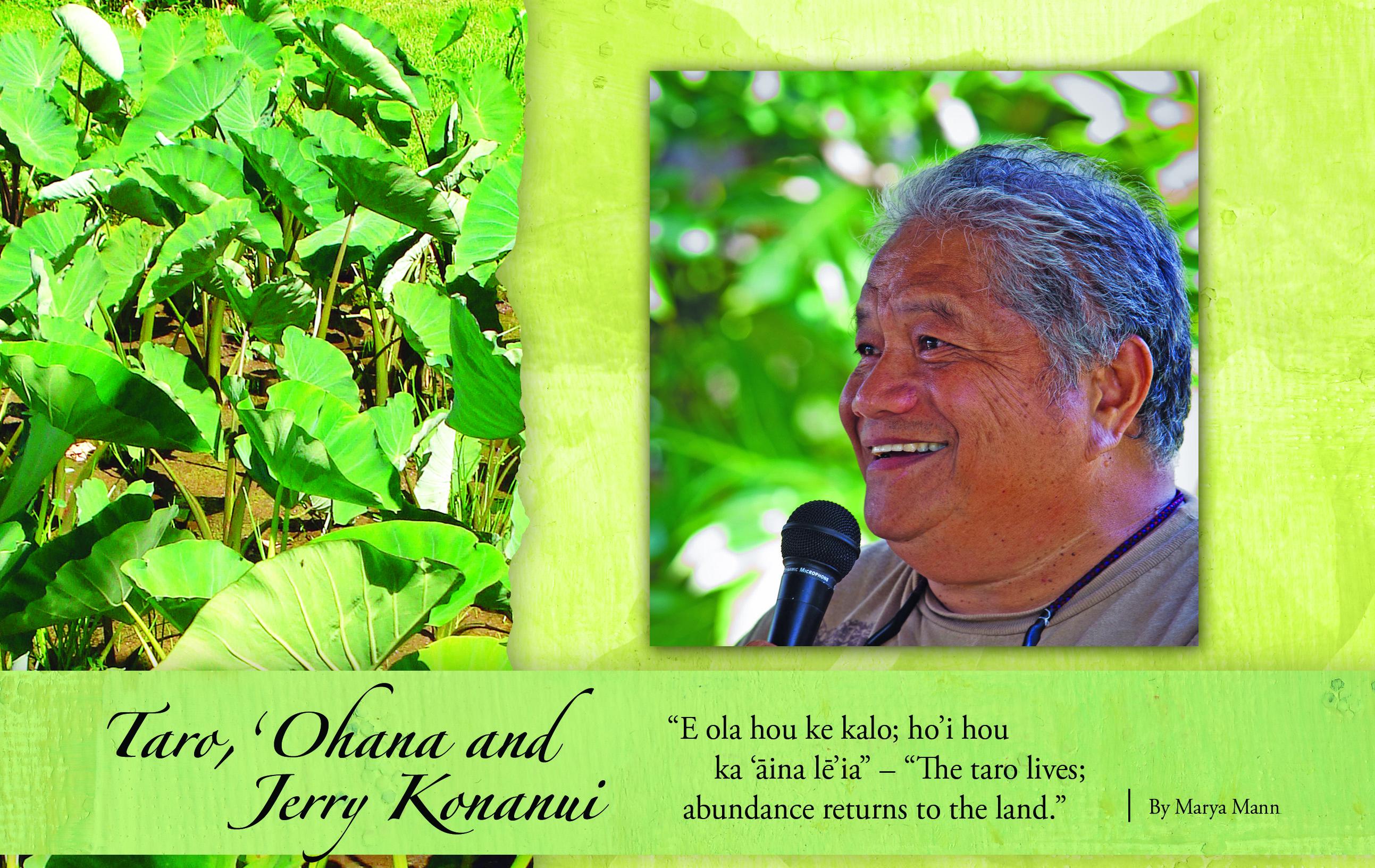 Taro and Jerry Konanui - image