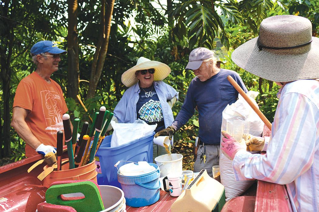 Volunteer Opportunities on Hawaii Island