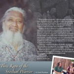 Hank Wesselman Kapu Spiritual Warrior