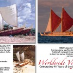 WWV 40 years of Hōkūle'a