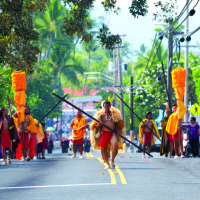 Kailua-Kona Kamehameha Day Parade. photo by Charla Photography