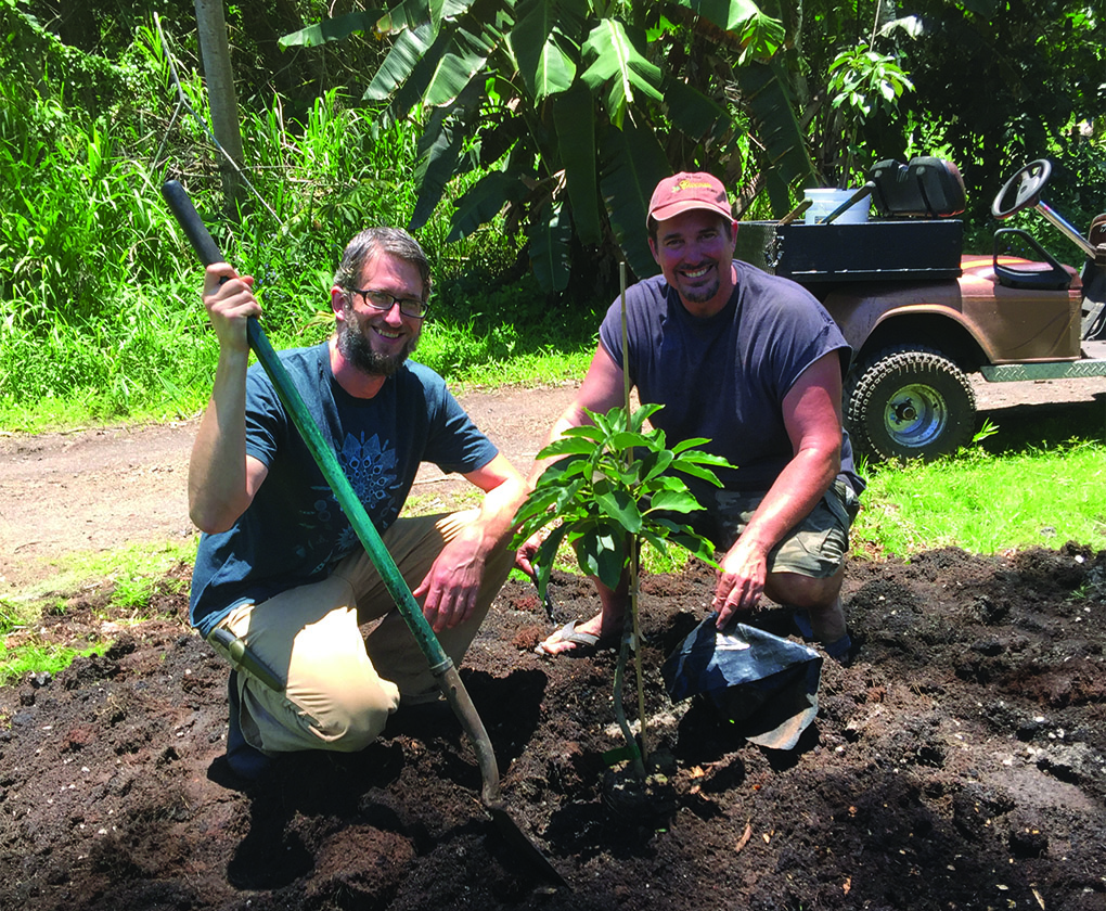 Sustainable Living and Learning at Hawaiian Sanctuary