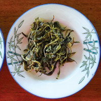 Oolong, green, and black tea. photo by Brittany P. Anderson