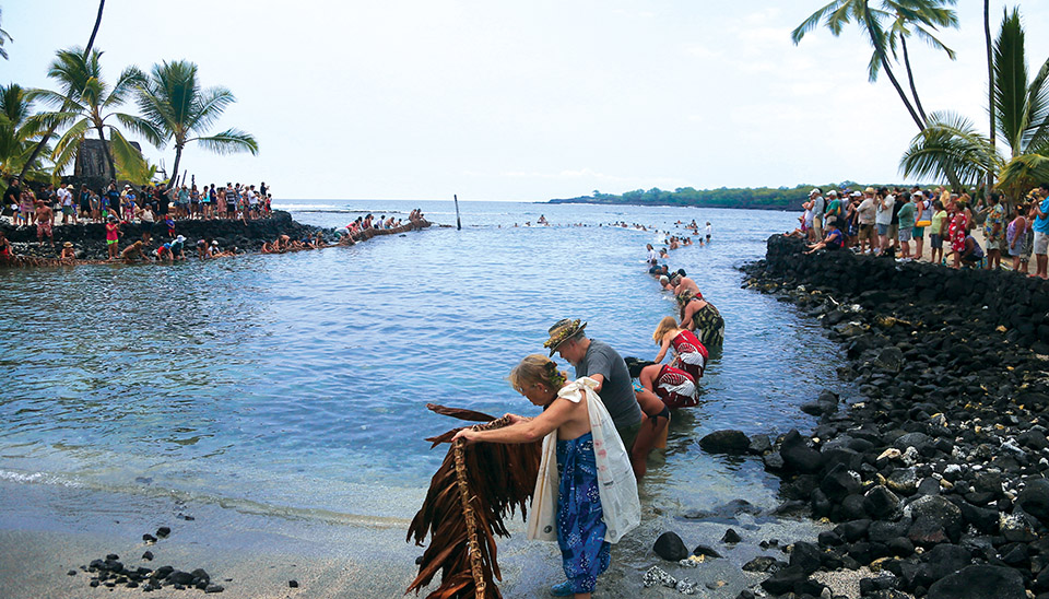 Hukilau celebration at the Annual Cultural Festival. photo courtesy of Kawai Domingo
