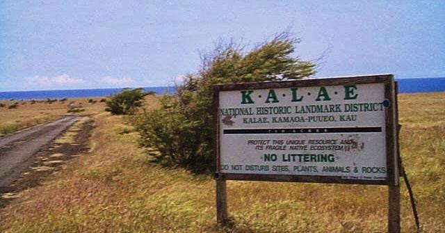 A Brief History of: Kalalea Heiau